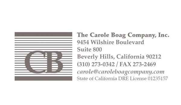 The Carole Boag Company, Inc.